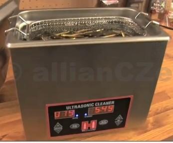 Čistička ULTRAZVUKOVÁ - HORNADY LNL® Magnum Sonic Cleaner™ (220V) HORNADY Lock-N-Load® Magnum Sonic Cleaner™ (220V)ITEM: 043341