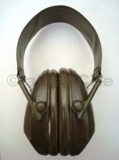 sluchátka střelecká PELTOR Bull´s Eye I H515FB - hnědozelené špičková střelecká sluchátka PELTOR Bull´s Eye I- hnědozelené provedení - OLIVE