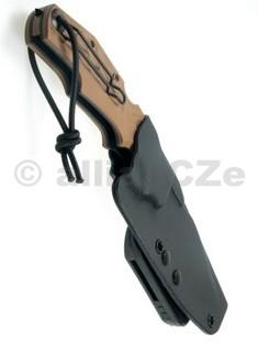 Pouzdro na nože Alpha Kydex-Scheide / ITEM 3014 Poudro pro nože série ALFA - Pohl ForceAlpha Kydex-Scheide ITEM 3014Barva produktu: černáVhodné pro nože Pohl Force série ALFA.Alpha Kydex pozdro je navrženo speciálně pro uživatele