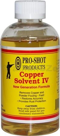Rozpouštědlo mědi Pro-Shot Products Copper Solvent IV - 240 ml Pro-Shot products
