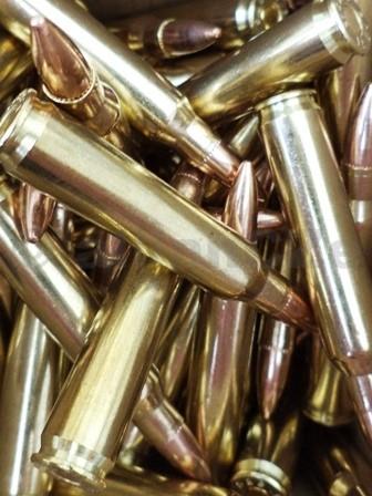 223 Rem. Sellier&Bellot 55 grs FMJ TRAINING AMMO - 100 ks kompletní TRÉNINGOVÉ střelivo223 REMSellier&Bellot se střelou 2903 FMJ