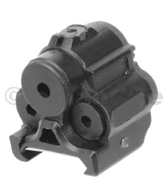 laserové ukazovátko UTG Sub-compact Red Laser LS200 - picatinny UTG Sub-compact Red LaserSolid/Strobe Mode