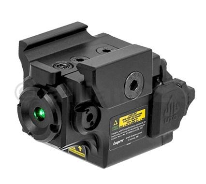 laserové ukazovátko UTG GREEN Laser SCP-LS279S - weaver UTG Compact Ambidextrous Green Laser