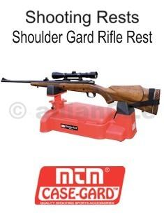 """Podstavec pro opěru zbraně - MTM Shoulder Gard Rifle Rest / SGR30 Střelecký stabilní """"podstavec""""MTM Shooting Rests - Shoulder Gard Rifle RestITEM: SGR-30- pro opěru dlouhé zbraně při střelbě - nastřelování a testy- barva červená + černá - výškově stavitelná pření část(cca 8 cm vertikální posun)- zádržný systém """"prak"""" pro absorbci zpětného rázu- úložný prostor - možnost odejmutí víka pro delší zásobníky a pod (AR15)- materiál - plast/guma - neklouzavý povrch-lehký & odolný & omyvatelnýIdeální pomůcka pro úplnou opěrudlouhých zbraní"""