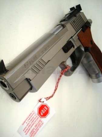 Pistole Sig Sauer P226 X-FIVE ARISTOCRATIC 9mm Luger Sig Sauer P226 X-FIVEARISTOCRATIC sights