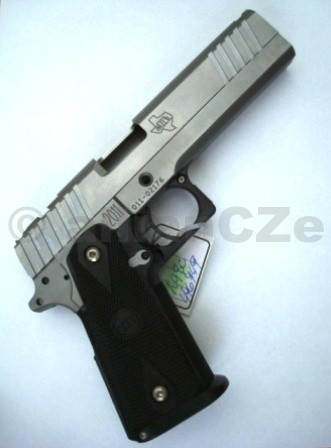 rám pistole se závěrem 2011 - STI 5