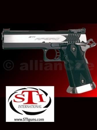 "Pistole STI APEIRO 9x19 ""2011"" (9x19"