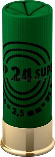 12x70 TRAP 24 SUPER S&B 2.4mm (25 ks) brokové náboje S&B ráže 12x70