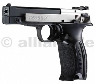 Pistole Hämmerli .22 LR X-ESSE short black Hämmerli x-esse short