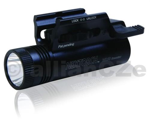 svítilna NexTORCH WL10 Executor 230Lumens LED Taktická svítilna NexTORCH WL10 Executor ITEM: WL10  Taktická LED svítilna od výrobce NexTORCH pro ruční střelné zbraně je spolehlivé a praktické příslušenství k Vaší pistoli jak pro taktické