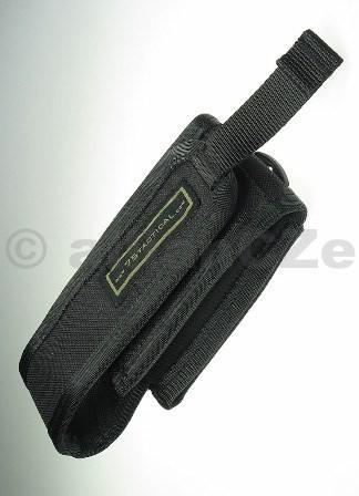 pouzdro pro nože Pohl Force Alpha Two / ITEM 3001 Alpha Two Holster - SchwarzITEM: 3001Pouzdro se záchytným systémem M.O.L.L.E.- (MSS) - modulární systémy výstrojí -je určeno nejen pro nože Alpha Two. Díkykvalitě a systému pro upevnění