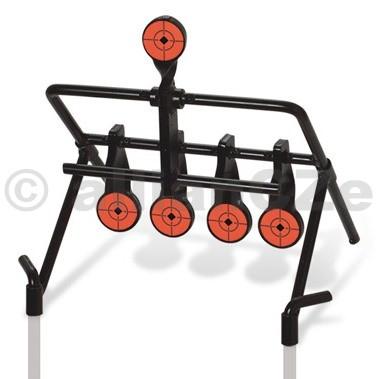 Terč - Gallery™ Expert Resetting Target .22 RIMFIRE Gallery™ EXPERT .22 Resetting TargetItem: 47021Systém pevných terčů - poperů - ocelových pádels automatickým resetem pouzepro střely .22 s okrajovým zápalem