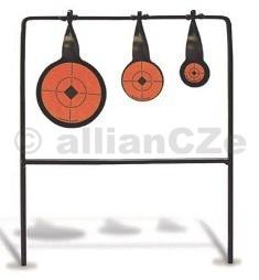 Terč - Qualifier® Spinner Target .22 RIMFIRE Qualifier® Spinner Target .22Item: 46322Rozměry pádel:9