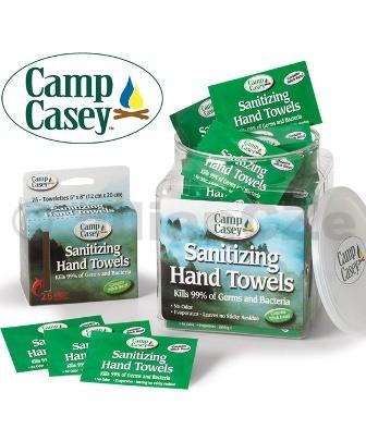 utěrka na ruce - Camp Casey™ Sanitizing Hand Towel