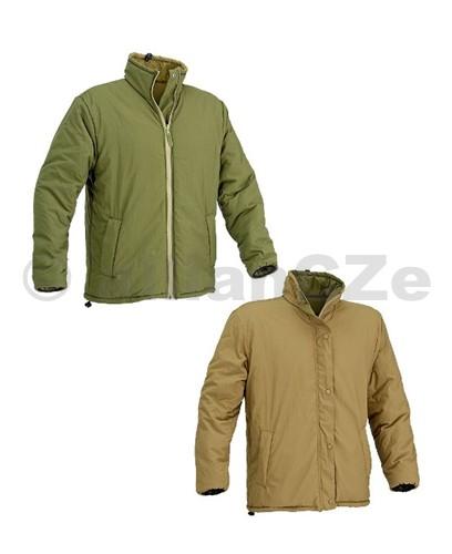"""Oboustranná zimní bunda DEFCON 5 - OD Green/Tan """"XL"""" Zimní bunda DEFCON 5code: D5-20091 OD/T z jedné strany do zelena OD Green a z druhé světle hnědá TAN"""
