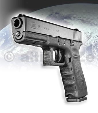 Pistole GLOCK 17 Gen4 9mm PARA - BLACK