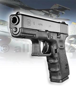 Pistole GLOCK 19  9mm PARA BLACK ob GLOCK19 - 9mm PARA BLACK (subcompact)