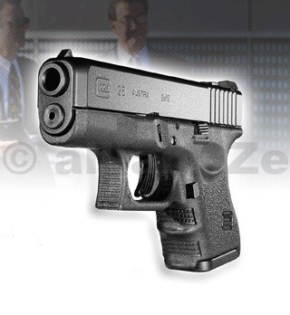 Pistole GLOCK 26  9mm PARA BLACK GLOCK 26 - 9mm PARA BLACK (subcompact)