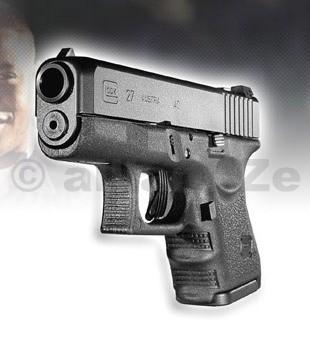 Pistole GLOCK 27 .40 SW  BLACK GLOCK 27 - .40 SW BLACK (subcompact)