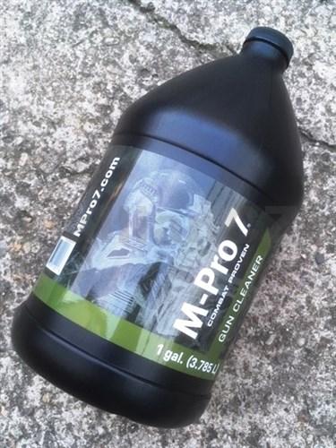 Čistící přípravek M-Pro 7 Gun Cleaner 3