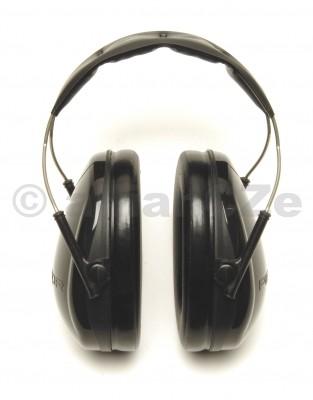 sluchátka střelecká - větší děti a junioři - PELTOR Earmuff 22NRR hlavová ochrana sluchu pro větší děti a juniory PELTOR Earmuff 97070 stavitelná s dobrou přilnavostía krytím díky pěnové výplni krytů