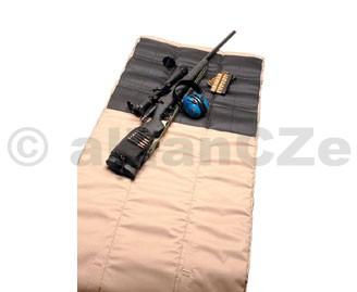 Podložka pro střelce - Shooting Mat - DILLON podložka pro střelce s odolné balistické tkaniny - nylonová látka - protiskluzná část pod lokty střelce