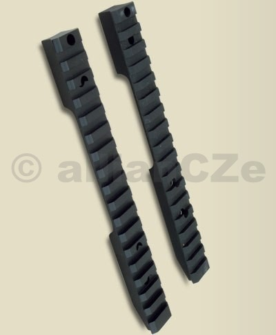 montážní základna MILLETT - jednodílná - SAVAGE 110 ACCUTRIGGER Montážní weaver/picatinny základnaMILLET mounts - 1ks(na obrázku oba typy pro LA i SA)pro pušky s Accutrigger SAVAGE ARMS 110:RH - pravoruké ovládání