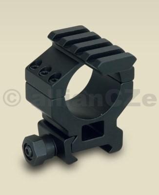 montáž nízká MILLETT 30mm - weaver w/acessory rail Montáž weaver/picatinny30mmnízká-lowMILLET mountshliníkové
