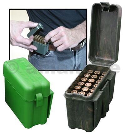 AMMO BOX - na pásek - .257-300 do 7x61