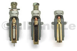 Matrice pušková (three-die sets) .30-06 Springfield Matrice pušková -(three-die sets)horní část k přebíjecímu kitu ráže .30-06 Springfield