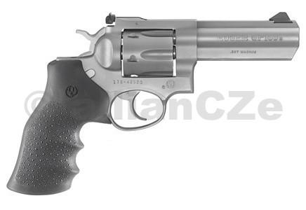 """Revolver RUGER KGP 141 - 4"""" .357/.38 Ruger GP100 - KGP 141Ruger GP100 je kvalitní a spolehlivý revolver"""