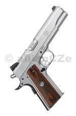 Pistole RUGER SR1911 .45ACP Stainless - ITEM 06700 Ruger SR1911 .45ACPITEM: 06700Ruger SR1911 v sobě kombinuje pistoli klasického designu s veškerými výhodami moderního způsobu výroby