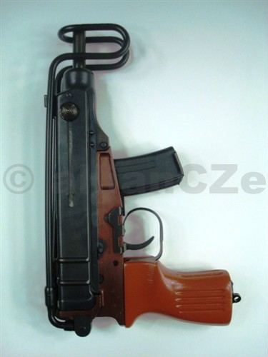 Pistole SCARABEUS 06 7