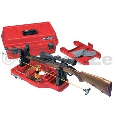 """Podstavec pro opěru zbraně - MTM Site-N-Clean Gun Rest / SNCC-30 Střelecký stabilní """"podstavec""""MTM Site-N-Clean Gun RestITEM: SNCC-30- pro opěru dlouhé zbraně při střelbě- barva červená + černá(černé jsou opěry zbraně)- materiál - plast/guma - neklouzavý povrch-lehký & odolný & omyvatelnýrozměr podstavce:délka : 48 cmšířka: 25 cmrozměr kufru:vnější: 53 x 33 x 25 cmIdeální pomůcka pro opěrudlouhých zbraní pro nácvik střelby"""