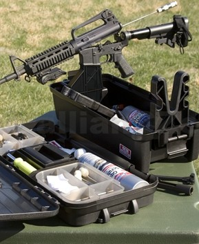 Střelecký přepravní box - Tactical Range Box MTM MTMTactical Range Box ITEM: TRB40 (černá barva)Odolný plastový víceúčelový kufr