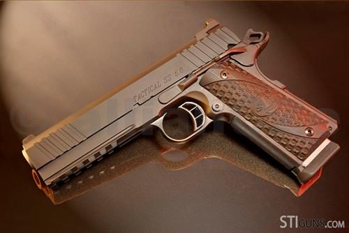 "Pistole STI TACTICAL SS 5.0"" 9x19  ""1911"""